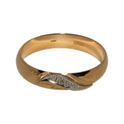 Кольцо изделия с брилл.