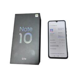 Телефон Xiaomi Mi Note 10 Lite